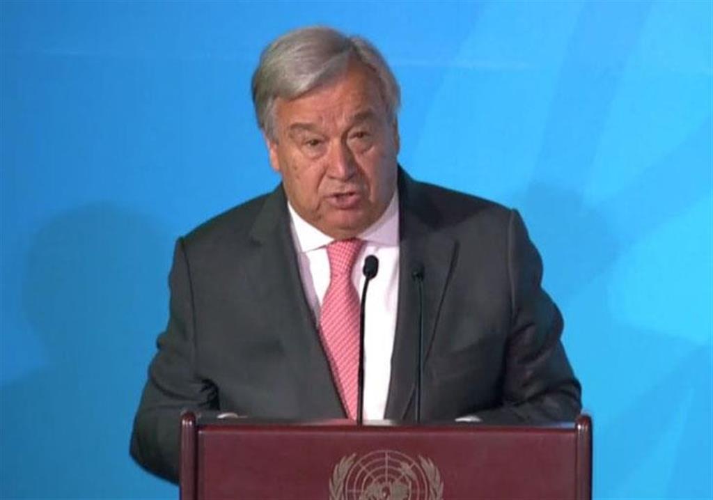 国連のドゥジャリク事務総長報道官(国連のホームページから)