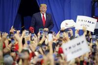 【米大統領選】ケンタッキー州など地方選で民主勝利 大統領選の「前哨戦」