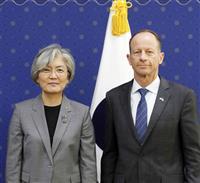 米国務次官補が韓国高官らと会談 GSOMIAなど協議
