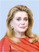 仏女優ドヌーブさんが入院 血管障害「回復可能」
