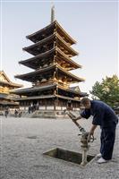 首里城火災1週間 「人ごとでない」姫路城や法隆寺も防火見直し