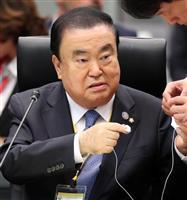 韓国議長のおわびの手紙「承知していない」 菅長官