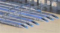 北陸新幹線2編成を新造へ JR西日本、浸水被害で