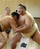 九州場所展望 御嶽海は大関つかむか 優勝争いは混戦模様