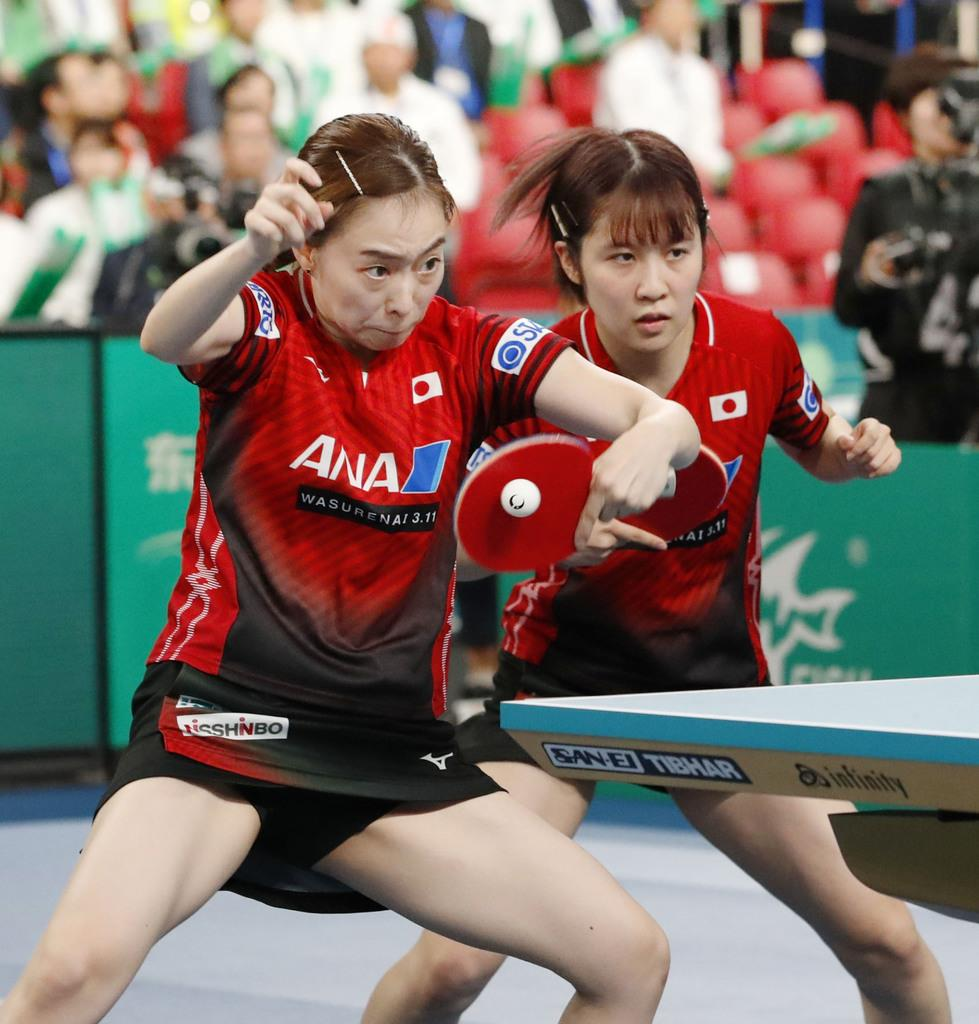 日本女子が準決勝進出 卓球W杯団体戦第3日 - 産経ニュース