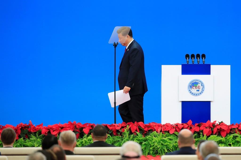中国政府は貿易協議の進展に応じて追加関税を段階的に撤廃していくことで米国と合意した(ロイター)
