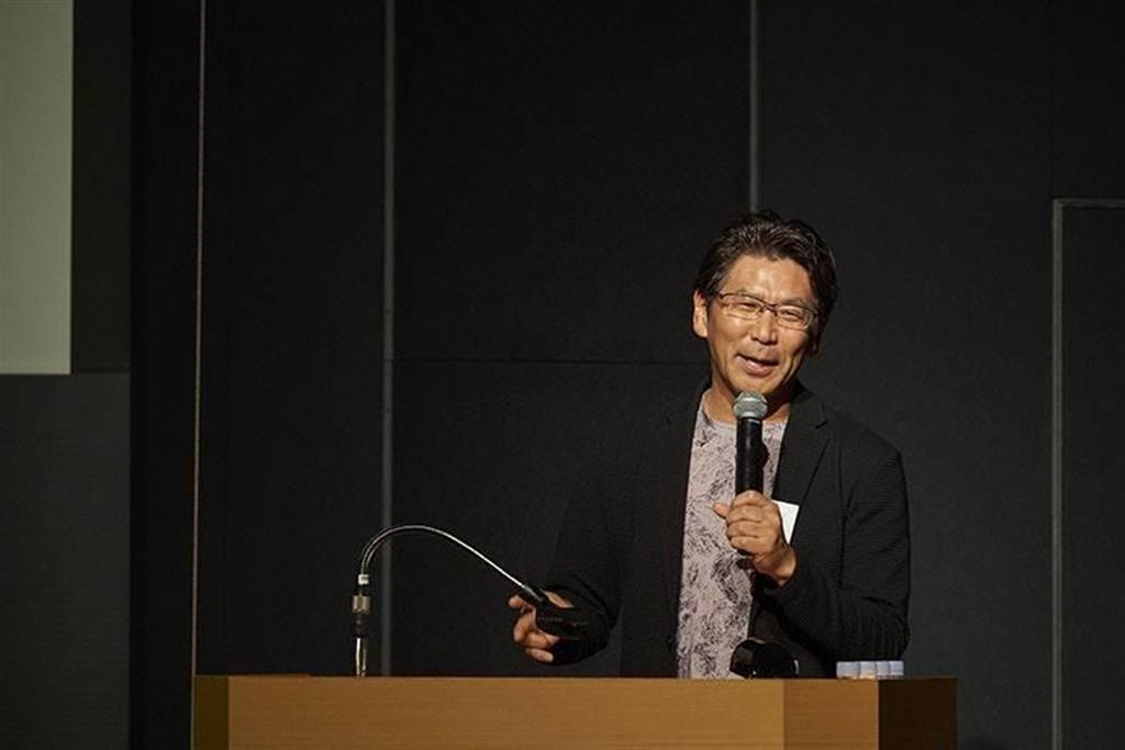 日本交通社会長、川鍋一朗氏