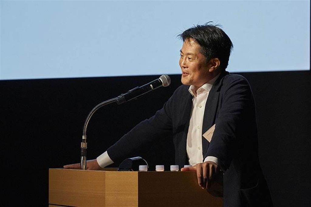 日本成長投資アライアンス社長、立野公一氏
