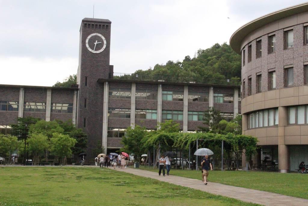 京都市北区の立命館大学衣笠キャンパス