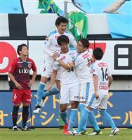 過密日程の川崎快勝「リズムをつかめない試合で勝てた」 J1