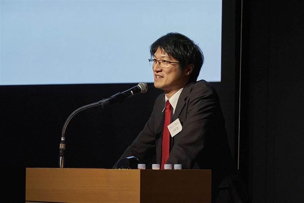 オトバンク会長、上田渉氏