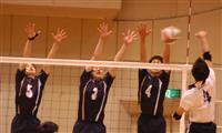 【春高バレー】男子は五所川原工、女子は青森西が全国切符 青森県大会
