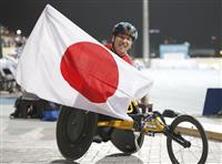 佐藤2連覇でパラ代表に 陸上、伊藤は銀メダル