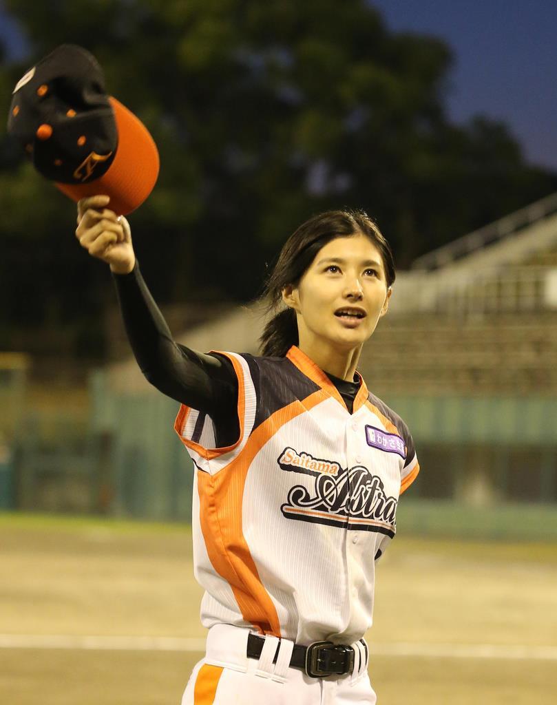 美しすぎる女子野球選手」ら半数が退団 大量リストラの女子プロ