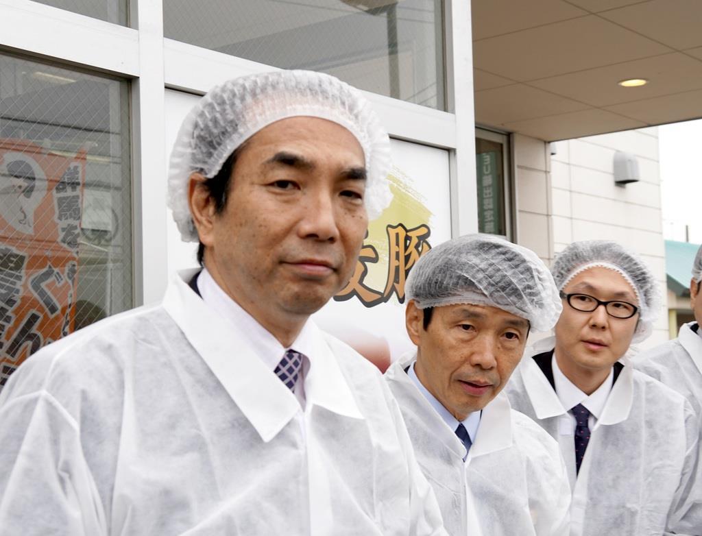 山本知事、豚コレラを「CSF」に呼称変更へ 江藤農水相が群馬…