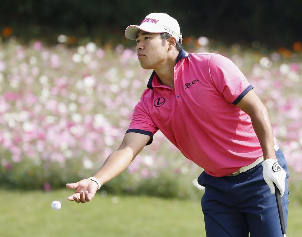 松山は20位で変わらず 男子ゴルフの10日付世界ランク