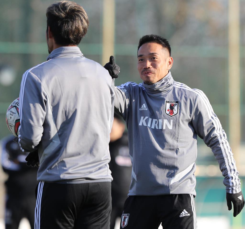 日本代表、14日にキルギス戦 長友、出場すれば歴代2位タイ …