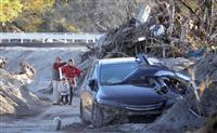 【台風19号】上陸から1カ月、21号と合わせ死者96人 2460人が避難生活