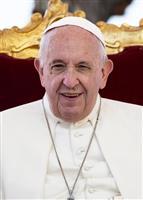 【イタリア便り】法王と長崎の少年の写真