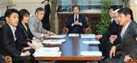立民・安住国対委員長 桜を見る会「国会で首相を徹底追及」