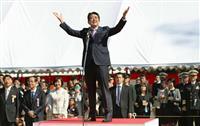 桜を見る会には功労者招待 菅長官、本会議で説明