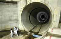 【動画あり】水害防ぐ神殿ならぬ「地下トンネル」雨水集めて大阪湾へ
