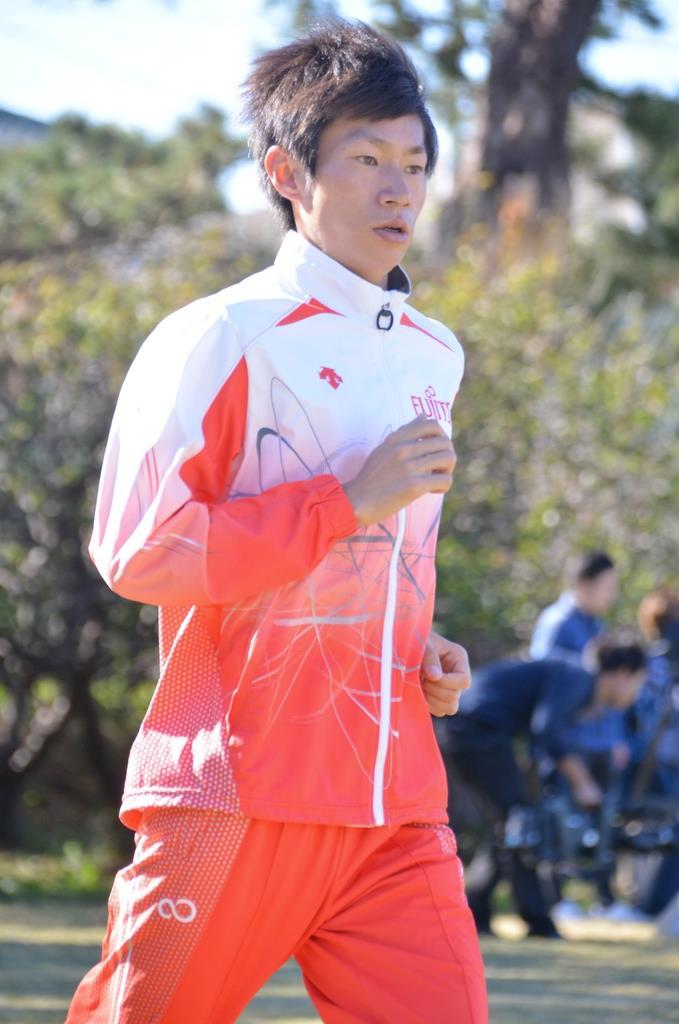 マラソン代表・中村匠吾「早くコース決めてもらえれば」 札幌開…