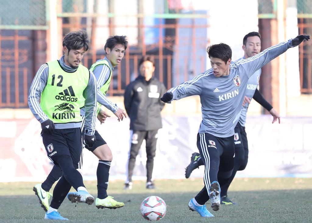 国内組の誇り「力を見せないと」と山口蛍  サッカー日本代表