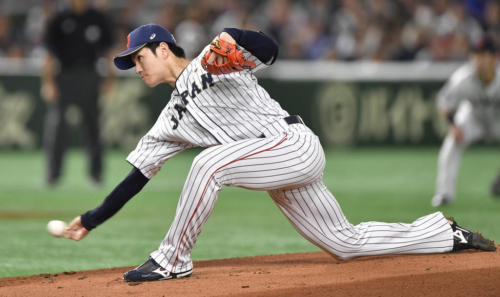 高橋礼が4回4安打2失点 米国に研究される 野球プレミア12