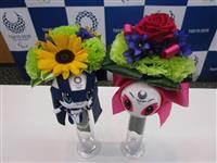 副賞の「ビクトリーブーケ」は被災地産の花中心で 東京五輪・パラも
