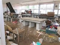 【台風19号】栃木工高、他校で実習へ 栃木県教委、水害対策を検証