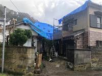相次いだ台風 傷深い房総半島南部 ビニールシートが屋根覆い、ビワ再生にも長期 被災者「…
