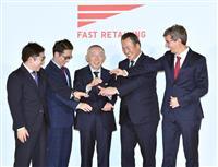 ファストリ、倉庫内自動化に向け日仏の2社と提携