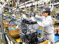 マツダ、新型エンジンを来月投入 生産技術の効率化、高精度化進める