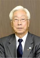NHK経営委員長退任へ 石原進氏、任期満了