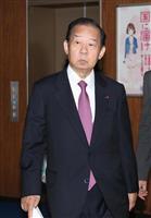 二階氏、谷垣グループ幹部と会食