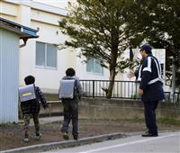 14歳の男子中学生、殺意認める供述 女児切りつけ、カッターナイフ押収