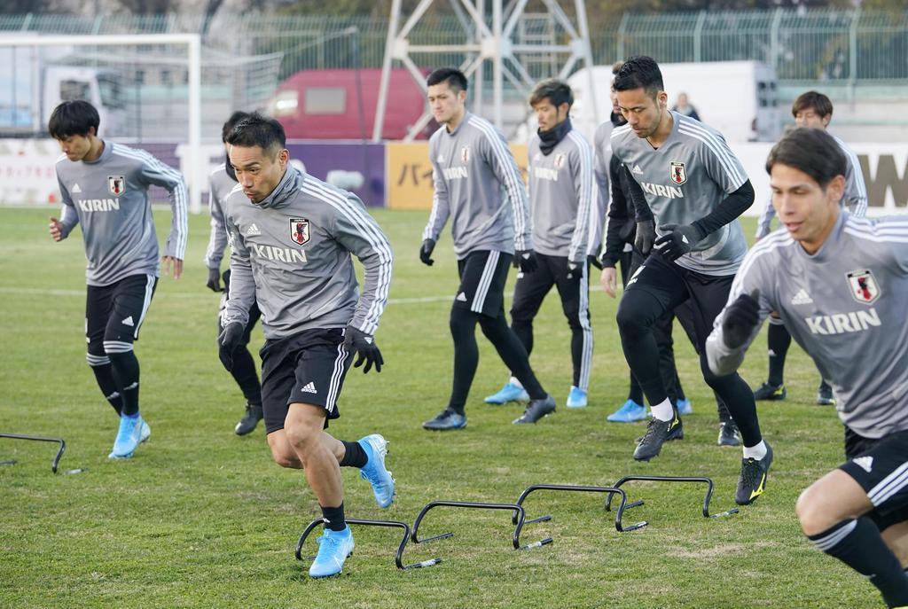 サッカー日本代表 14日にキルギス戦