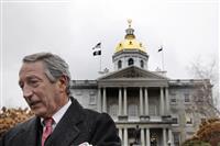 【米大統領選】共和指名争いに名乗りのサンフォード元下院議員が撤退