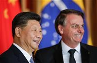 中国、印の輸出拡大歓迎 習氏、プーチン氏とも会談