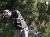 宮里優ら3人が65で首位 太平洋マスターズゴルフ第1日