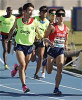 パラ陸上代表内定の唐沢選手を群馬・渋川市長が祝福「郷土の誇り」