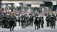 香港で「私了」が横行 中国本土留学生ら脱出