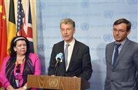 10月の北朝鮮弾道ミサイル 英仏独が非難声明