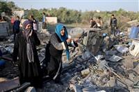 イスラエルと停戦合意 ガザ過激派、死者34人に