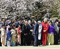 招待者は「事務所推薦」 桜を見る会で萩生田文科相