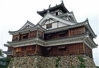 天守閣再建から過去最高、福知山城入館5万人超 大河ドラマ効果、注目高まる