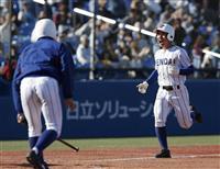 健大高崎、明徳など8強 明治神宮野球大会が開幕