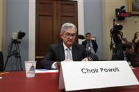 米財政赤字削減を促す FRB議長「持続不可能」