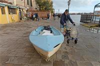 ベネチア、高潮で非常事態宣言